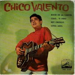 Rock de la cárcel / Ciao... ti diro / Rey criollo / Luna azúl.