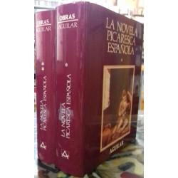 La novela picaresca española. 2 vols.