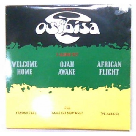 The Best of Osibisa.