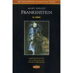 Frankenstein. El cómic.