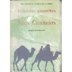 Leyendas guanches de las Islas Canarias (primera recopilación).