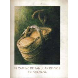 El camino de San Juan de Dios en Granada.