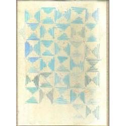 Palabras para un cuaderno. La Alhambra. Cuaderno de dibujos.