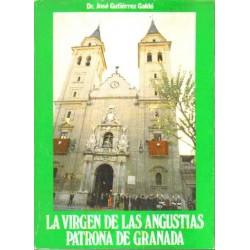 La Virgen de las Angustias patrona de Granada