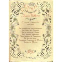 Obras completas de Juan Valera. Tomo 19