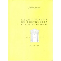 Arquitectura de Postguerra. El caso de Granada