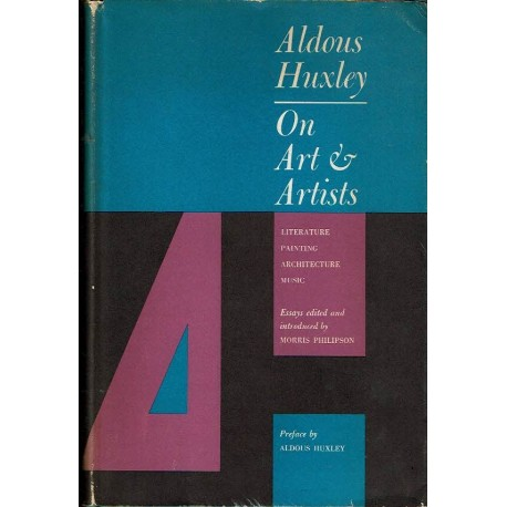 On art and artists.