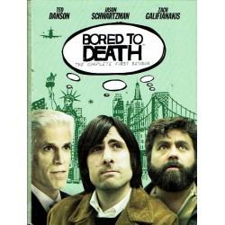 Bored to death. Serie de TV.