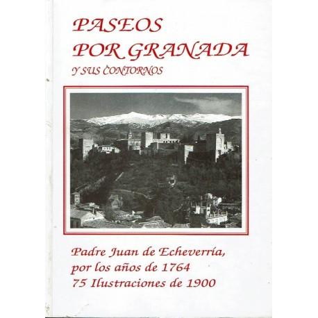 Paseos por Granada y sus contornos.