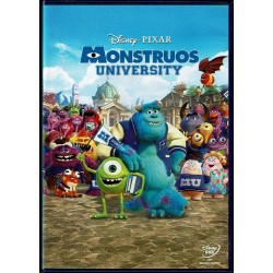 Monstruos University.