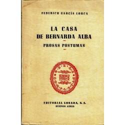 La casa de Bernarda Alba.
