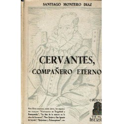 Cervantes, compañero eterno.
