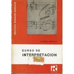 Curso de interpretación.