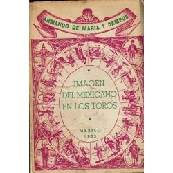 Imagen del mexicano en los toros.