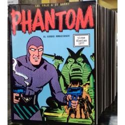Phantom. El hombre enmascarado. 70 números (Colección completa).