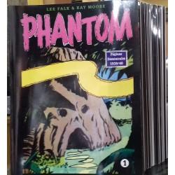 Phantom. Páginas dominicales. 31 números (Colección completa).