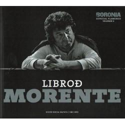 Boronía. Especial Flamenco Volumen II. Libro de Morente.