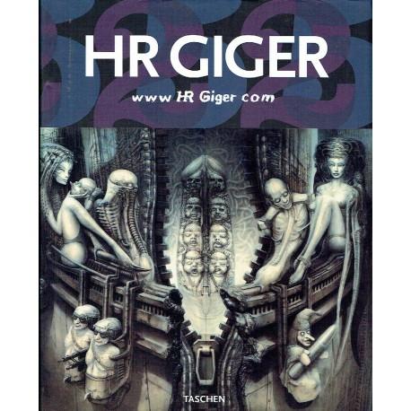 HR Giger.