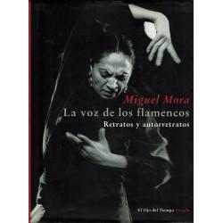 La voz de los flamencos. Retratos y autorretratos.