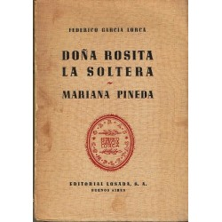 Obras Completas I: Bodas de sangre. Amor de Don Perimplín con Belisa en su jardín. Retablillo de Don Cristobal.