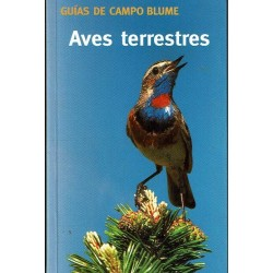 Aves terrestres.