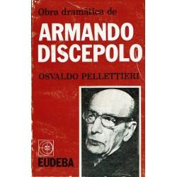 Obra dramática de Armando Discépolo.