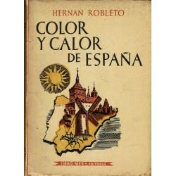Color y calor de España (Impresiones de viaje).