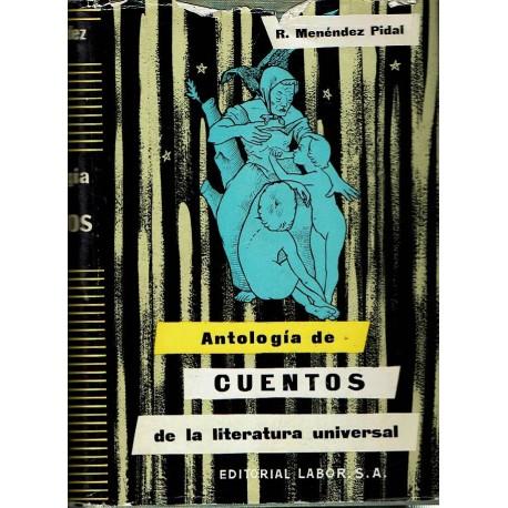 Antología de cuentos de la literatura universal.