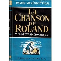 La Chanson de Roland y el neotradicionalismo.