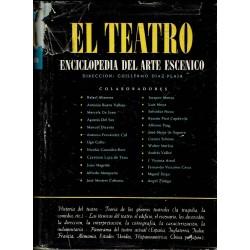 El teatro. Enciclopedia del arte escénico.