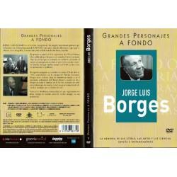 Grandes personajes a fondo: Jorge Luis Borges.