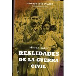 Realidades de la Guerra Civil.