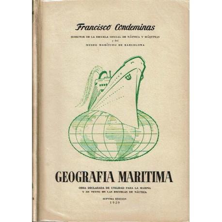 Geografía marítima.