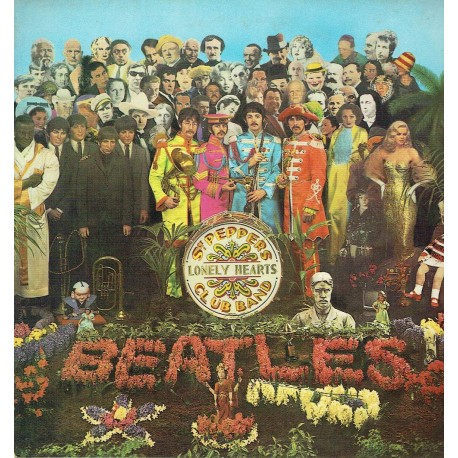 Sgt. Peppers Lonely Hearts Club Band.