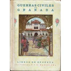 Guerras civiles de Granada.