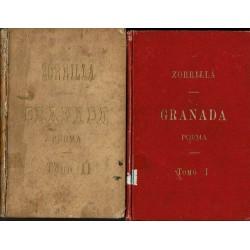 Granada. Poema oriental precedido de la leyenda de Al-Hamar.