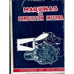 Máquinas de combustión interna I y II.