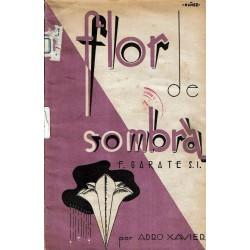 Flor de sombra. Francisco Gárate S.I.