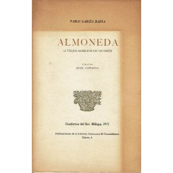 Almoneda (12 viejos sonetos de ocasión).