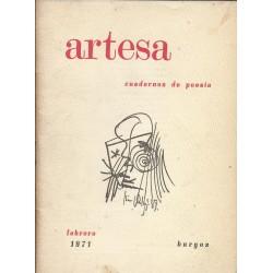 Artesa. Cuadernos de poesía. Otoño 1970.