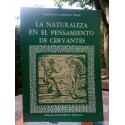La naturaleza en el pensamiento de Cervantes.
