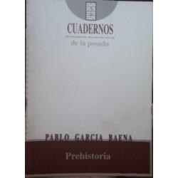 Cuadernos de la Posada. Prehistoria.