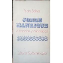 Jorge Manrique o tradición y originalidad.