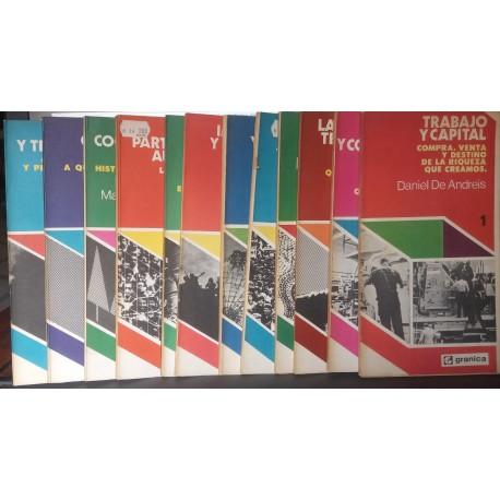 Cuadernos de la realidad (colección completa).