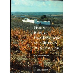 Hábitat rural y gran explotación en la depresión del Guadalquivir.