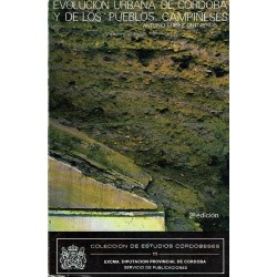 Evolución urbana de Córdoba y de los pueblos campiñeses.