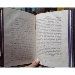 Análisis de la escritura y lengua hebrea.