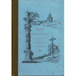Memoria acerca del restablecimiento de los estudios de derecho en el Sacro-Monte de Granada.