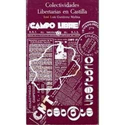 Colectividades libertarias en Castilla.