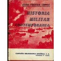 Histoiria militar contemporánea.